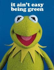 kermit and sustainable