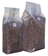 Whole Bean Coffee Packaging