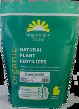 Fertilizer in Stand Bag