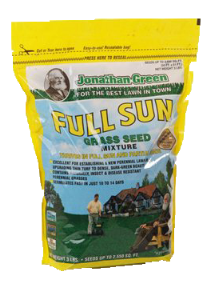 Stand Up Pouch for Grass Seed