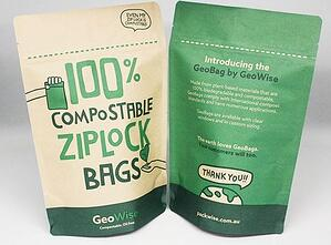 Compostable and Biodegradable Bags