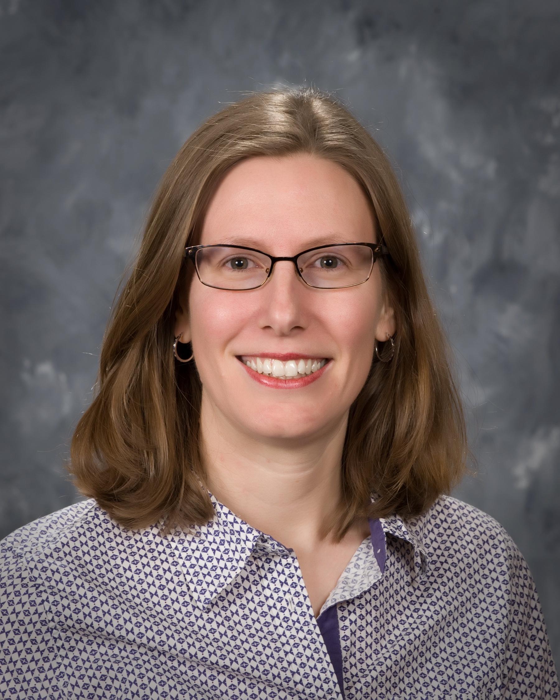 Lisa Dabramo Graphic Support Supervisor