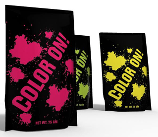 Color My Party Nonfood Packaging