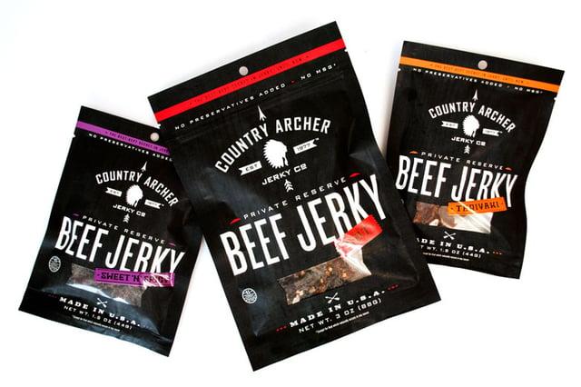 Beef Jerky Packaging