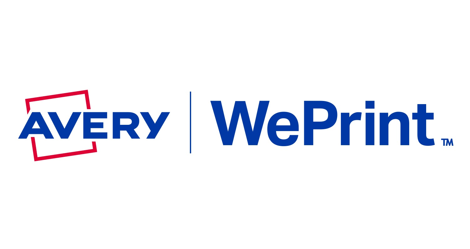 Avery WePrint logo