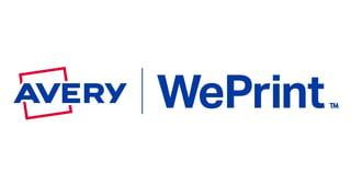 Avery WePrint logo