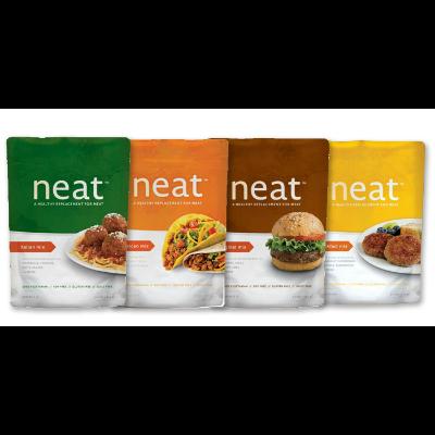 Neat Foods Food Packaging