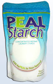 Peal Starch in Stand Up Pouch