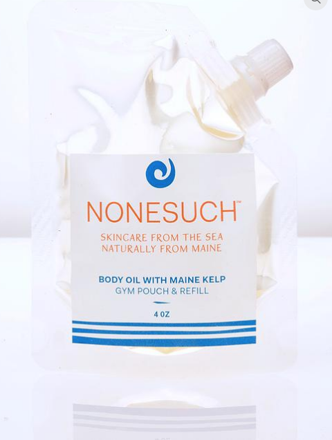 Nonesuch Skincare Spouted Pouch