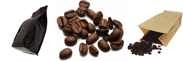 Roasted Coffee Packaging