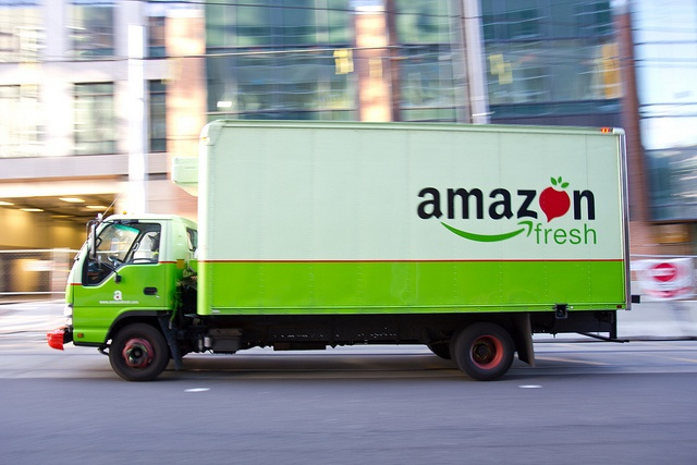 Amazon Fresh brings changes to fresh food packaging industry