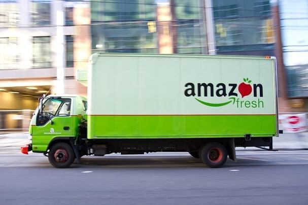 Amazon Fresh brings changes to fresh food packaging industry