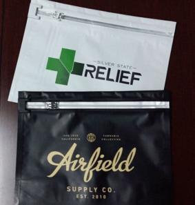 Custom Printed Marijuana Packaging