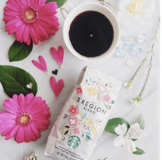 Spring Coffee Packaging Like Starbucks