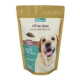 NaturVet Pet Supplement Packaging