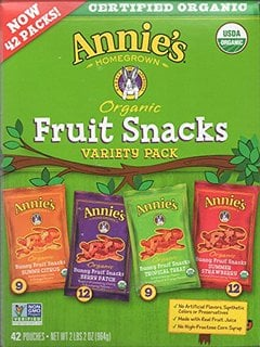Annie's Organic Sustainable Food Packaging