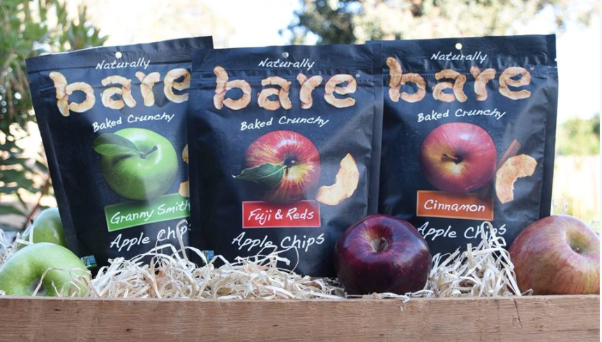 Packaging Dried Apple in Opaque Stand Up Pouches