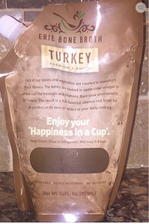 Erie Bone Broth in Spouted Pouch
