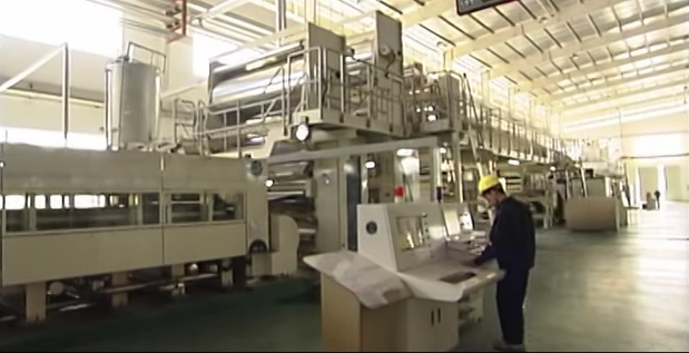 Flexible Retail Packaging Factory
