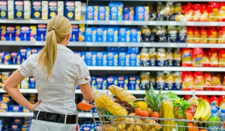 Visual Marketing at the Supermarket