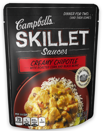 Campbell's Stand Up Pouch