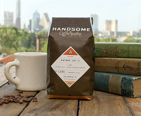 Coffee Stand Up Pouch