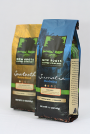 Coffee Stand Up Bags