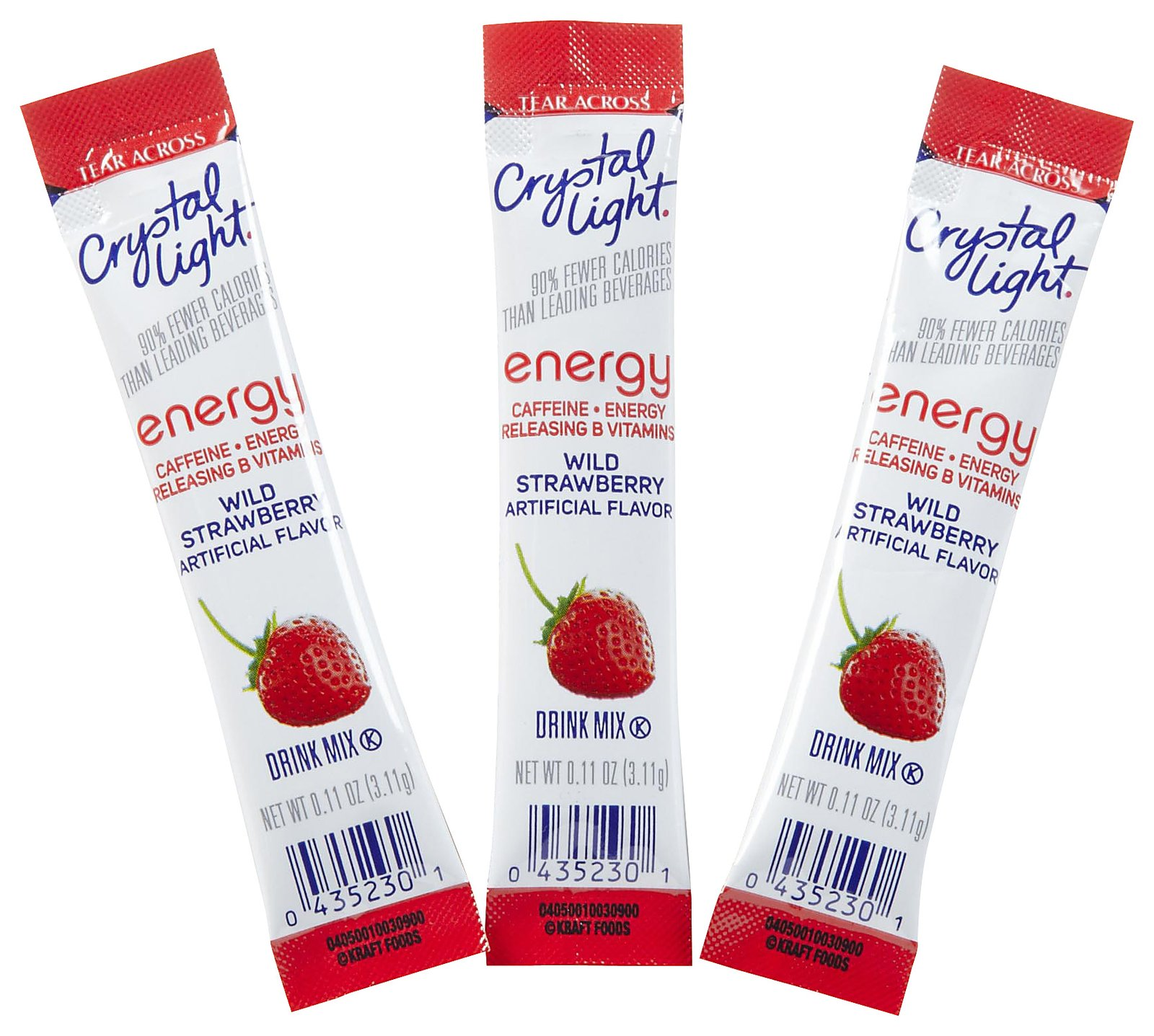 Crystal Light Drink Mix in Stick Packs