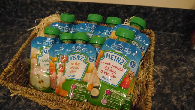 Heinz Spouted Pouches