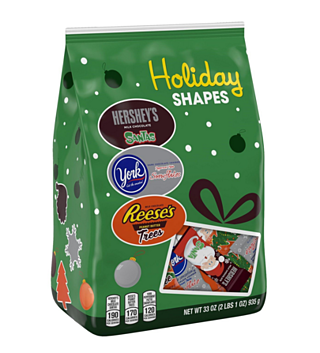 Holiday Packaging in Stand Up Pouch