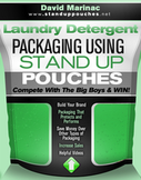 laundry detergent packaging