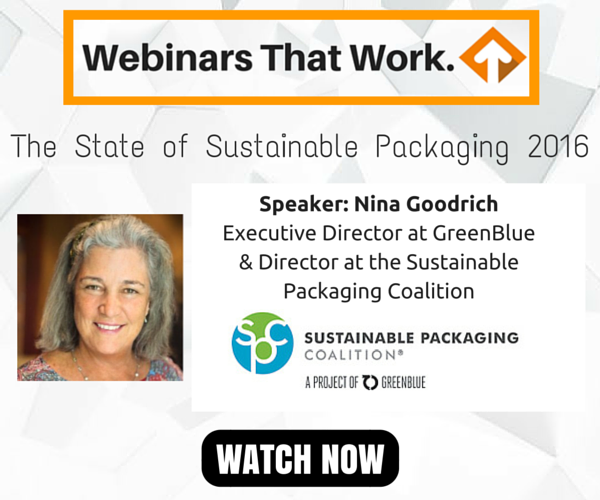 The State of Sustainable Packaging 2016
