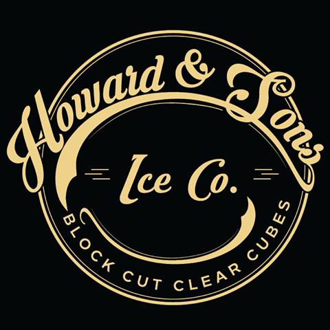 Howard & Sons Ice Co. Logo
